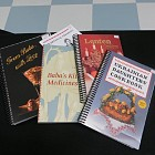 A Selection of Cookbooks